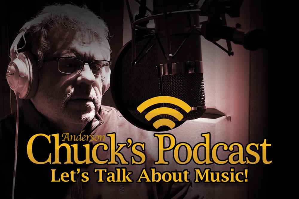 Chuck Podcast Header