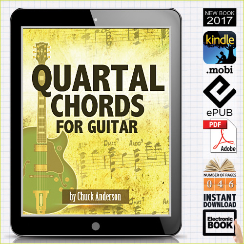 Quartal Chords For Guitar